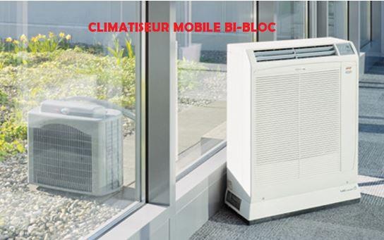Climatiseur Mobile BI-BLOC